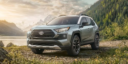 2021 Toyota RAV4 Review, Pricing, and Specs