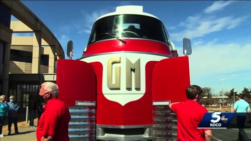 Classic GM Futurliner headlines OKC Auto Show with COVID-19 precautions in place