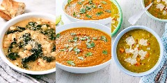 Discover easy soup recipes