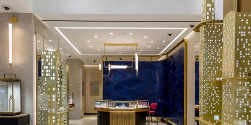 Inside Vacheron Constantin's Dazzling New York Flagship