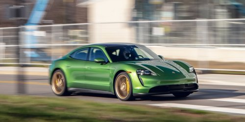 Tested: 2020 Porsche Taycan 4S Shines as a Driver's EV