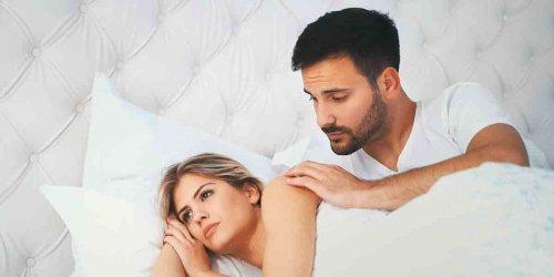 "Consultorio de sexo: ""He pillado a mi marido masturbándose viendo un anuncio de lencería"""