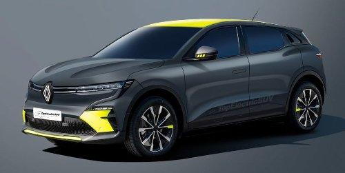 Renault Mégane E-Tech Electric: Revolución eléctrica desvelada