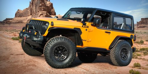 View Photos of the 2021 Easter Jeep Safari Concepts