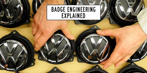 The Best Examples of Badge Engineering: Window Shop with Car and Driver