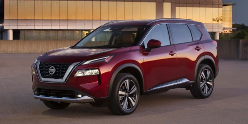 2021 Nissan Rogue Review, Pricing, and Specs