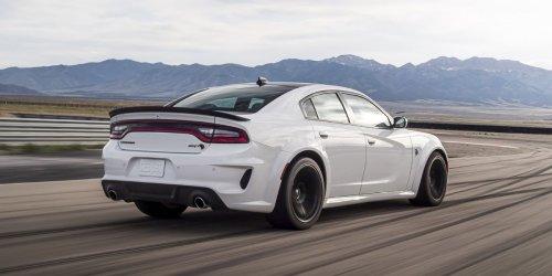 2021 Dodge Charger Still Starts under $32K, New 797-HP Redeye Tops $80K