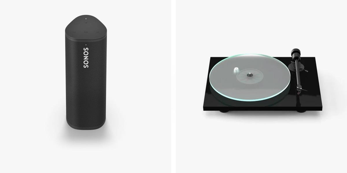The New, Affordable Way to Play Vinyl on Your Sonos System