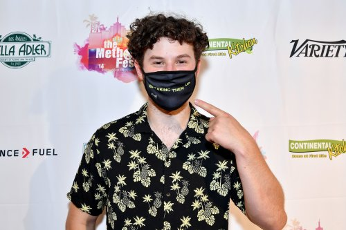 Nolan Gould From Modern Family Shows Off His Muscle Transformation