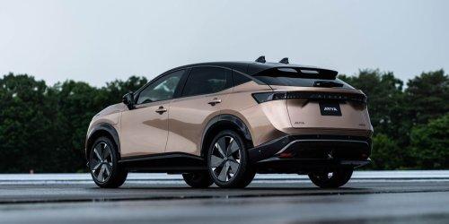 View Photos of the 2022 Nissan Ariya