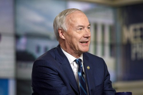 Asa Hutchinson's Comments on Marjorie Taylor Greene Show Exactly Where the Bar Is for Republicans