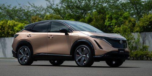 2022 Nissan Ariya: What We Know So Far