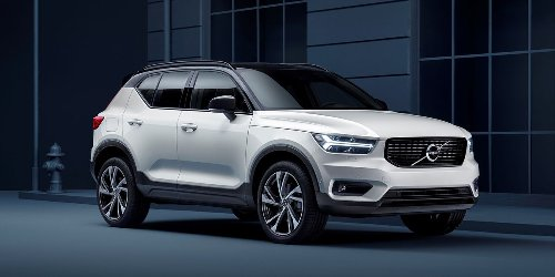 2021 Volvo XC40 Review, Pricing, and Specs
