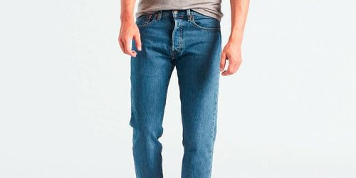The Complete Buying Guide to Levi's Jeans: All Men's Fits, Explained