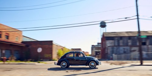 Driving an Air-Cooled Volkswagen Beetle, the Last Universal Car