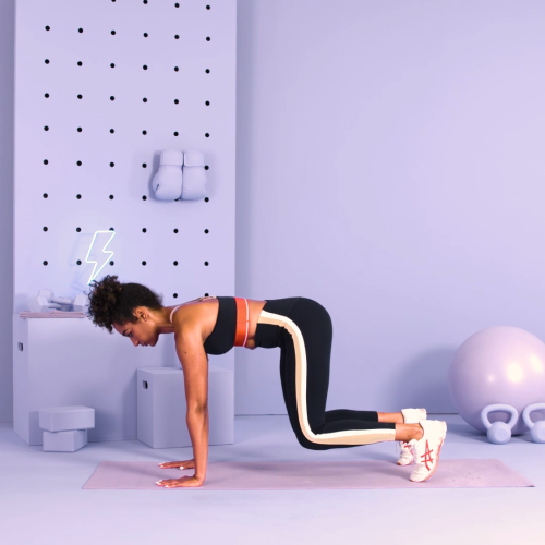 This easy abs workout is perfect for beginners and anyone who hates crunches