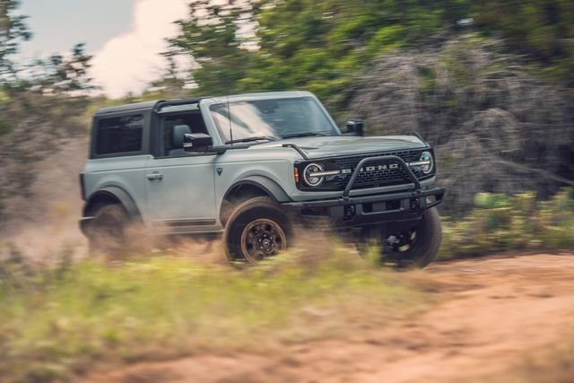 The 2021 Ford Bronco Nails a Nearly Impossible Comeback