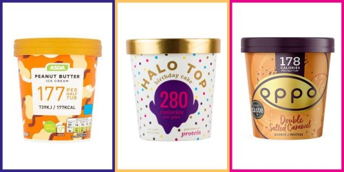 9 of the best low-calorie ice-creams
