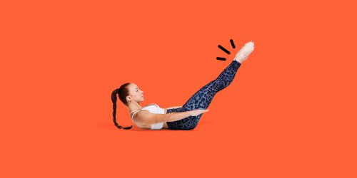 How To Do the Hundred: This Pilates Move Promises an Ab Burn Like No Other