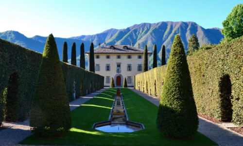 The 'House of Gucci' Villa Is Out of Control – and It's Available to Rent