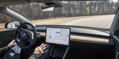 How Capable is Tesla's Autopilot Driver-Assist System? We Put it to the Test