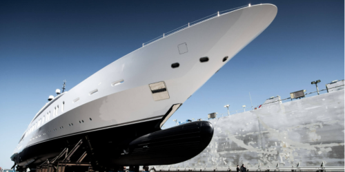 Check out the most massive yachts at the Monaco Yacht Show