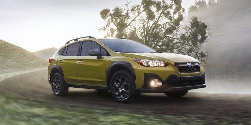 2021 Subaru Crosstrek Review, Pricing, and Specs