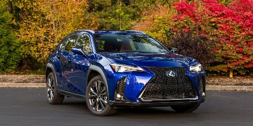 2021 Lexus UX Review, Pricing, and Specs