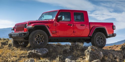 2021 Jeep Gladiator Adds Diesel Engine with 442 LB-FT of Torque