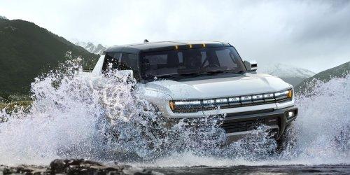 2022 GMC Hummer EV Starts at $112,595, Cheaper Models Coming Later