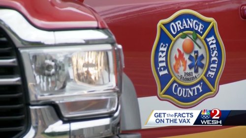 Hospitals dispute firefighters' claims that EMTs see more with vaccine reactions than COVID-19