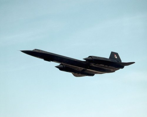 The Pentagon Is Using the SR-71's Legendary Engine for ... Something