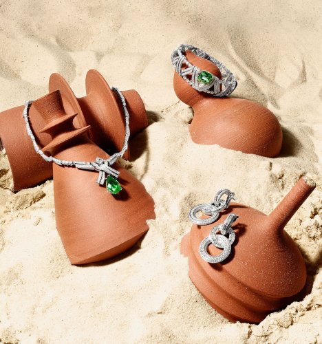 Louis Vuitton's New High-Jewelry Offerings Look to Far-Flung Travel Destinations
