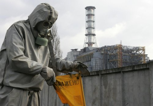 Nuclear Fission Reactions Are Happening at Chernobyl Again