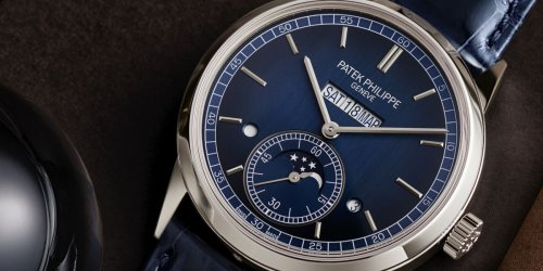 Patek Philippe Completely Revamped Its Calatrava Watches
