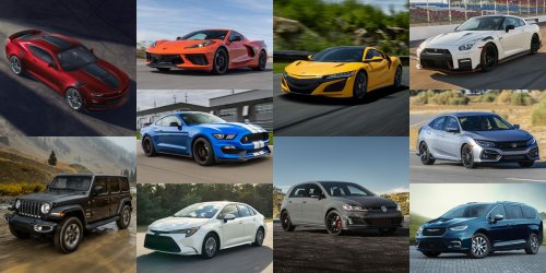 Some Cars Come and Go, But Here's 20 That We Hope Stick Around