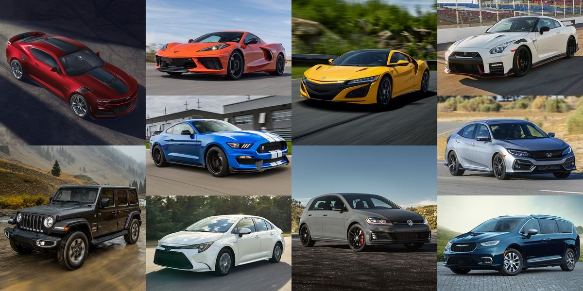 20 Cars We Hope Never Disappear