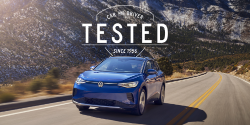2021 Volkswagen ID.4 Achieved 190 Miles of Range in Our Testing