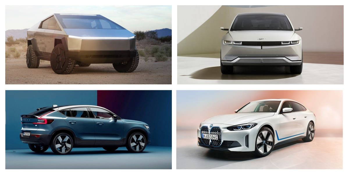 Future EVs: Every Electric Vehicle Coming Soon