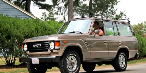 Is the FJ60 Toyota Land Cruiser the next hot classic SUV?