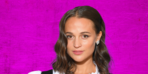 Alicia Vikander Is Finally Seeing Herself in Her Work