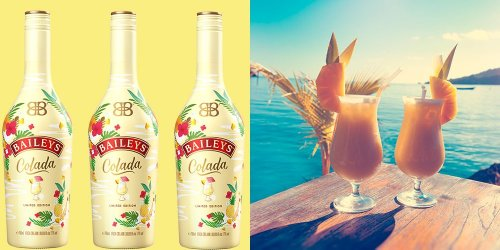 Baileys Pina Colada Is All We'll Be Drinking This Summer