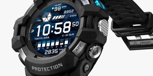 G-Shock's First True Smartwatch Is Finally Here