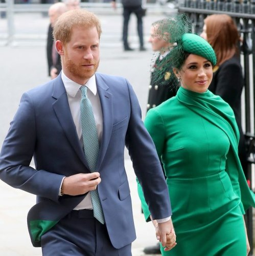 Meghan Markle and Prince Harry Spent Their Second Anniversary With Takeout and Margaritas