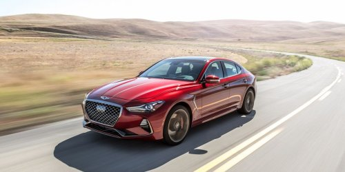 The Genesis G70 3.3T Is a Worthy 3-series Competitor