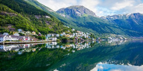 Is this the most calming cruise destination in the world?