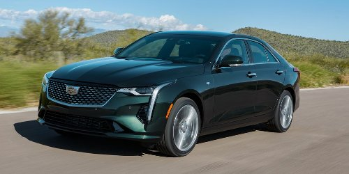 2021 Cadillac CT4 Review, Pricing and Specs