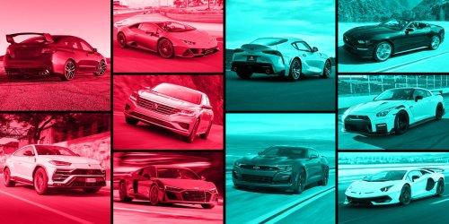 The 20 Most Popular Cars on TikTok