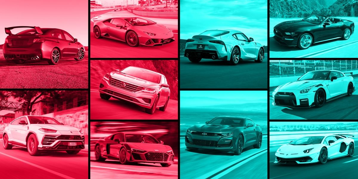 Here Are the 20 Most Popular Cars on TikTok