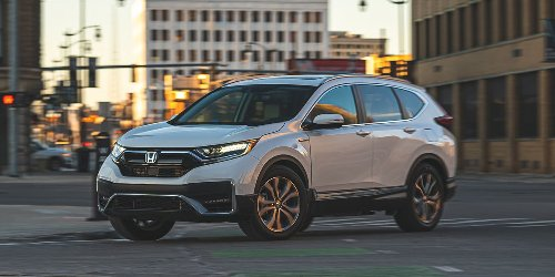 2021 Honda CR-V Review, Pricing, and Specs
